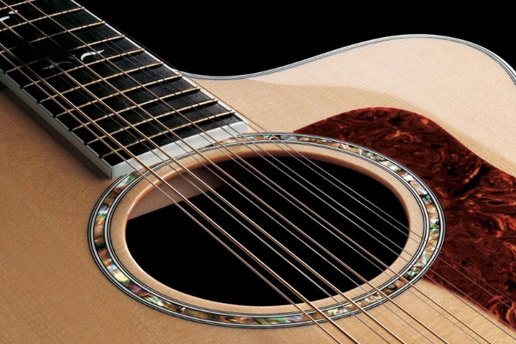 La guitarra de doce cuerdas o Docerola