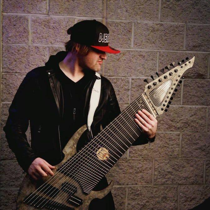 Ormsby Guitars, guitarra de 18 cuerdas para DJENT