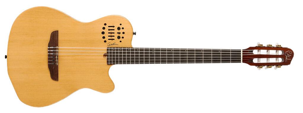 Guitarra MIDI Godin MultiAc