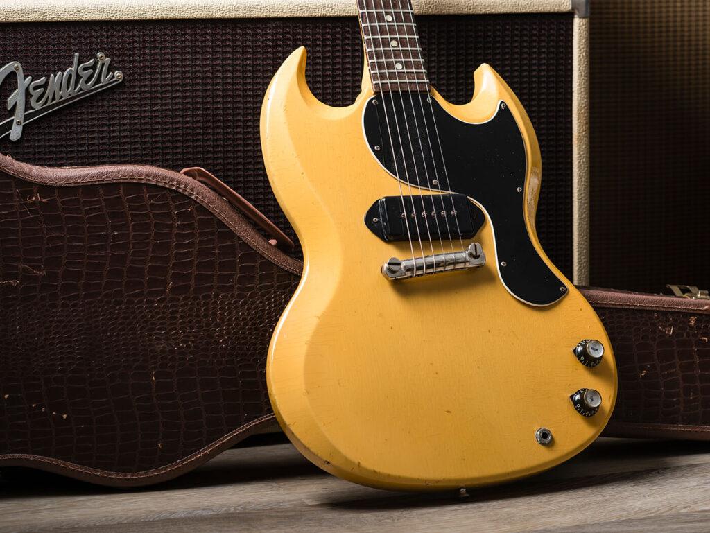 Modelo original de Gibson SG