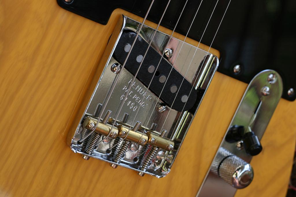 Pastillas de la Fender Telecaster American Vintage 52
