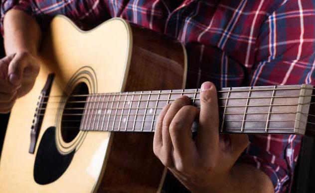 Guitarra Acustica Tradicional