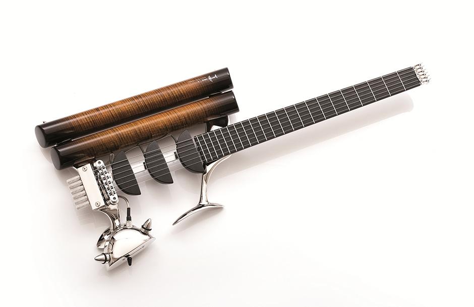 Guitarra Teuffel Birdfish
