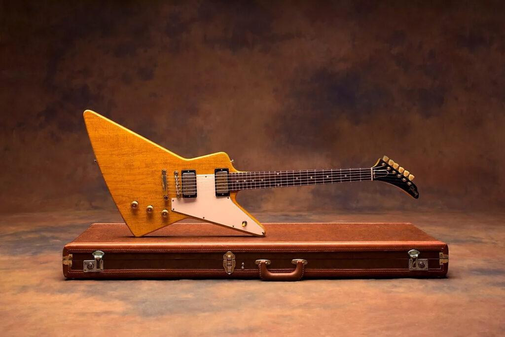 Guitarra Eléctrica Gibson Explorer modelo original