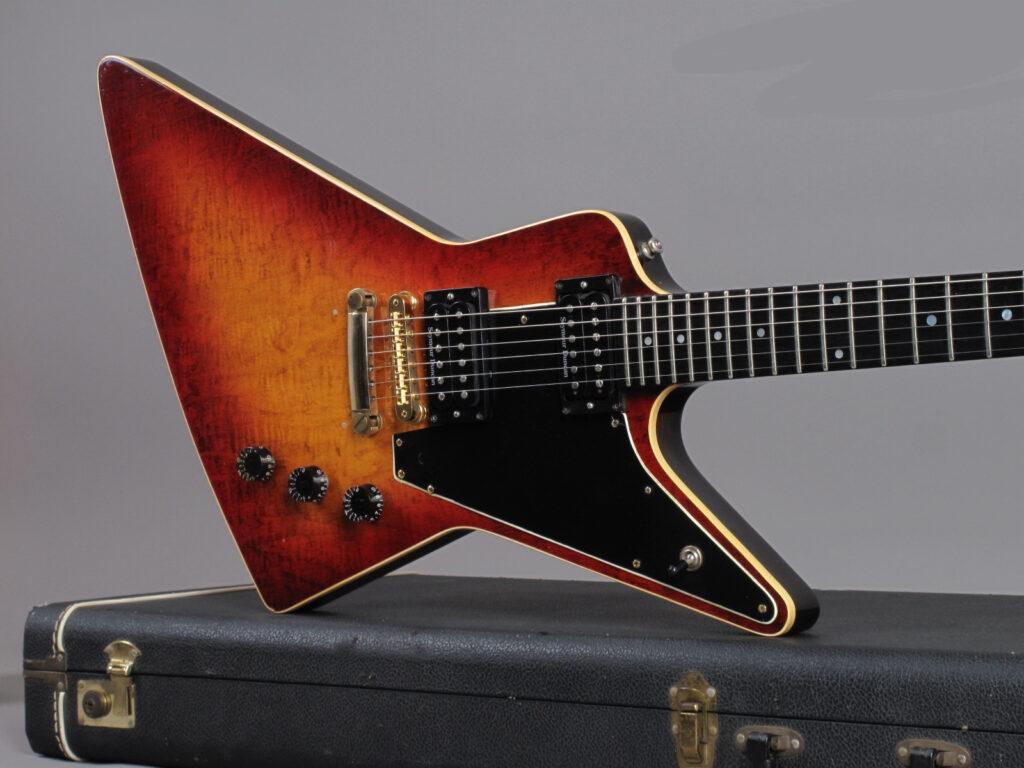 """Gibson Explorer 1981 """"Sunburst"""""""