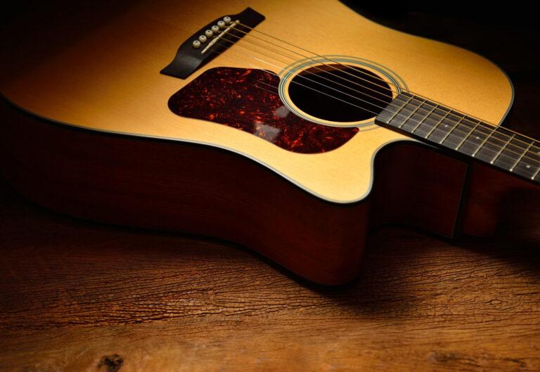 Tipos de guitarra acústica