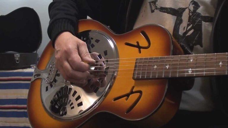 Guitarra resonadora