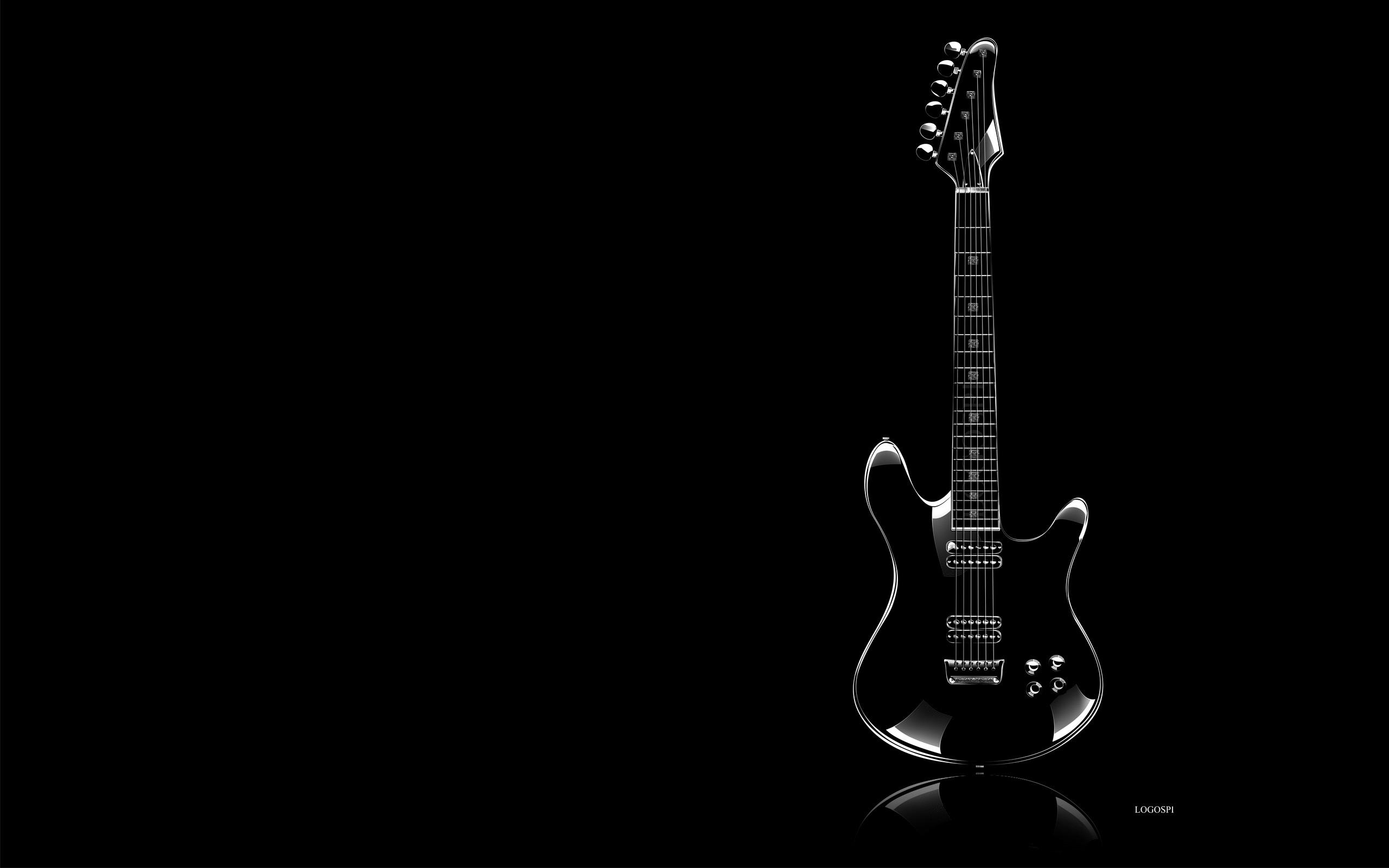Guitarra- Fondo de pantalla